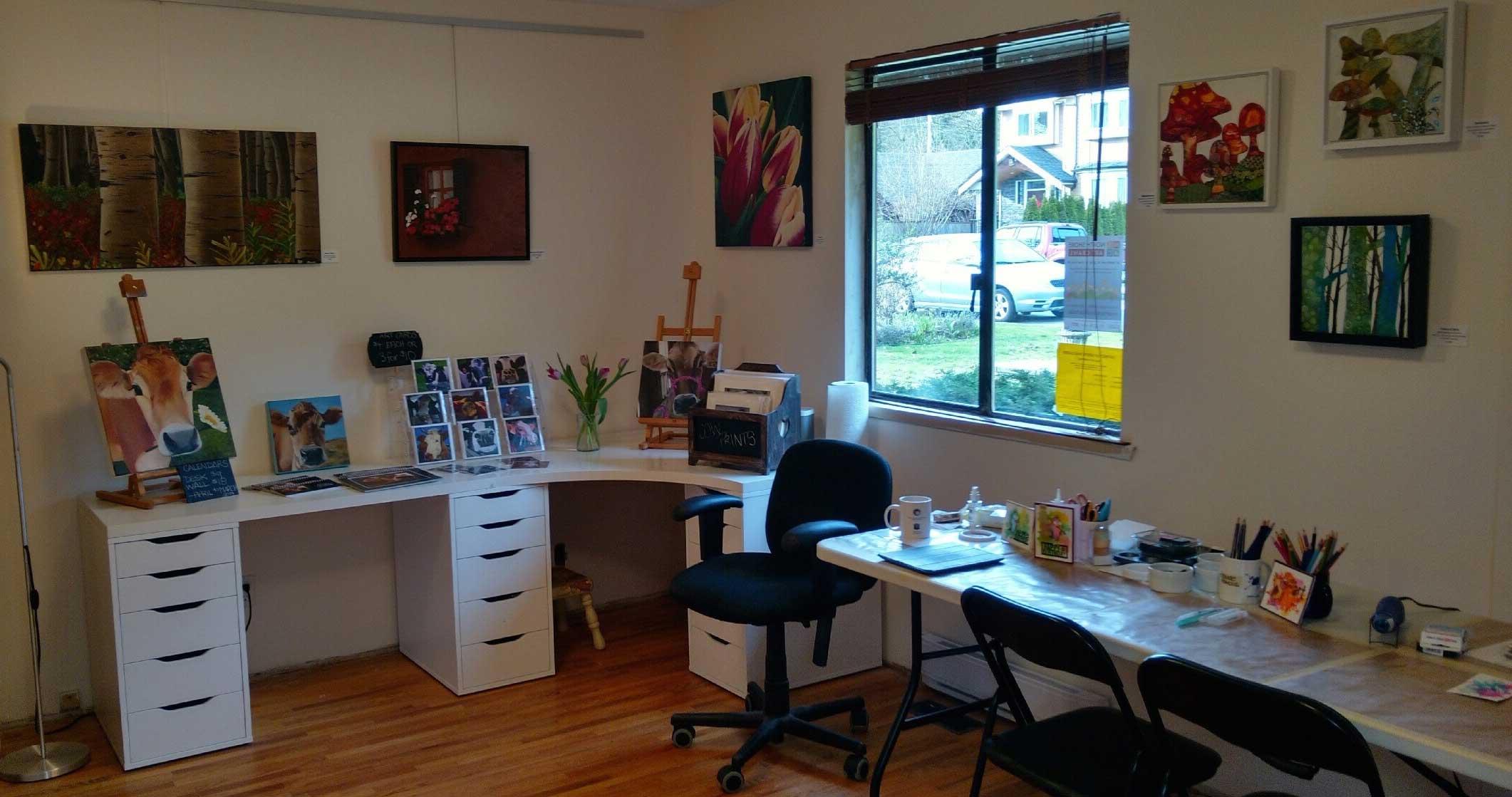 North Vancouver Studio Art Gallery